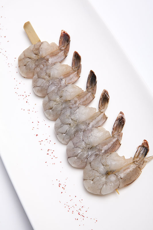 Frozen RAW SHRIMPS SKEWER-Freshpack