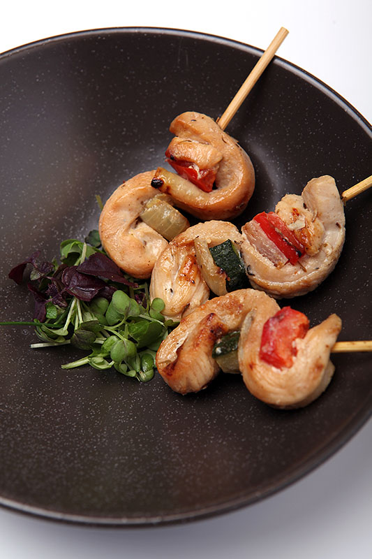 Frozen THYME & HONEY CHICKEN SKEWER_Thai Tapas-Freshpack
