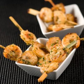 Brochette Crevette Citronnelle_Thai Tapas 4-2 surgelés-Freshpack