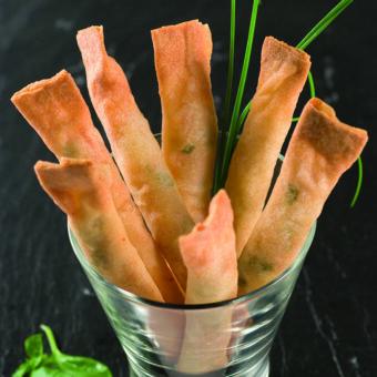 Frozen SHRIMP AND THAI BASIL STICK_Thai Tapas 8-Freshpack