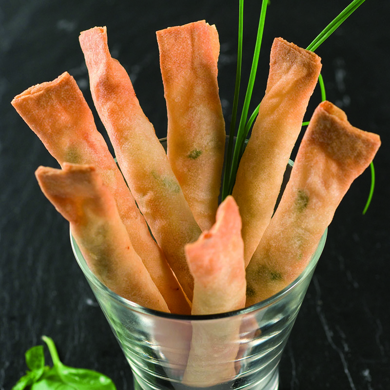 Frozen SHRIMP AND THAI BASIL STICK_Thai Tapas 8-Freshpack