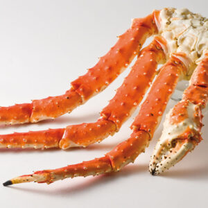 Frozen CLUSTERS OF KING CRAB-Freshpack