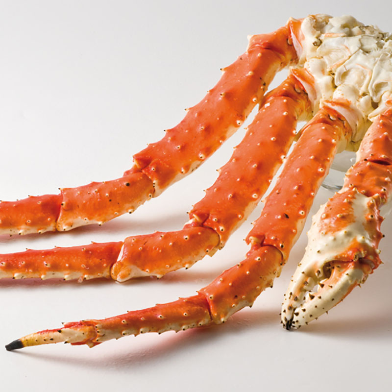 Frozen King crab Freshpack