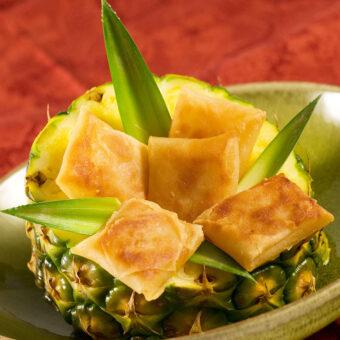 Coussin Ananas_Thai Tapas 1 surgelés-Freshpack