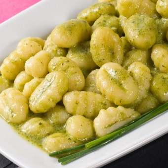 Frozen GNOCCHIS WITH PESTO SAUCE 2-Freshpack
