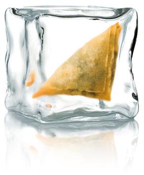 Glacon Explorateurs de produits de la mer surgelés-Freshpack