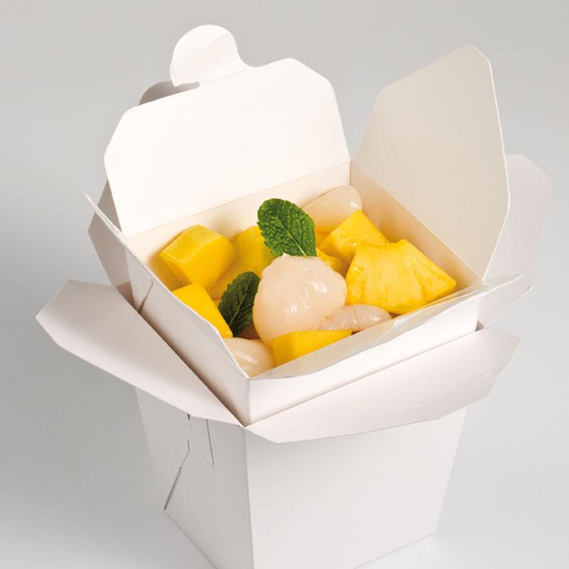 LUNCH BOX PLAT ET DESSERT 2 surgelés-Freshpack