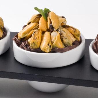 Frozen Mussels meat - Frespack