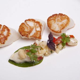 Frozen USA SCALLOPS-Freshpack