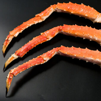 Frozen INDIVIDUAL LEGS OF KING CRAB 1-Freshpack