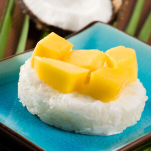 Frozen MANGO STICKY RICE_Thai Tapas 2-Freshpack