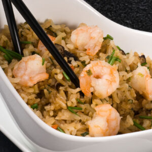 Frozen SHRIMPS FRIED RICE 2-Freshpack