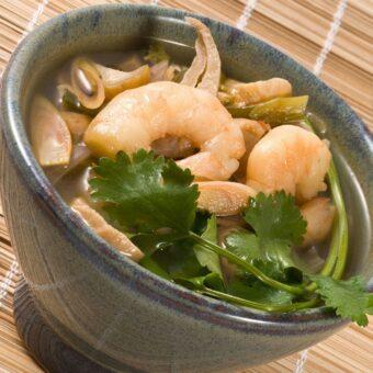Soupe Tom Yam surgelés-Freshpack