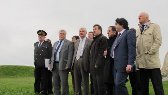 ambassadeur russe boulogne sur mer