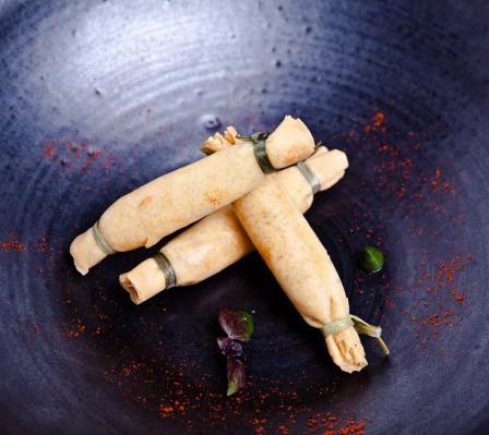 cigare poulet curry rouge surgelé -freshpack