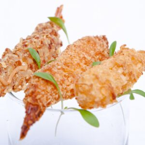 Frozen breaded shrimps – cooked -THAÏ TAPAS